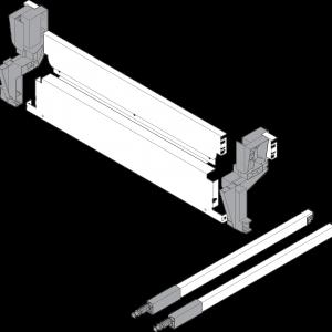 KIT PERFIL CUBO COLGANTE GRIS (Z30M539S0W)