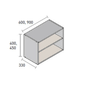 Casco alto 400/450 KPROcomponentes