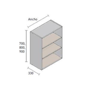 Casco alto KPROcomponentes