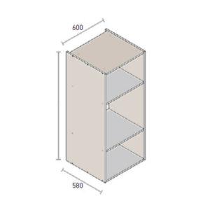 Casco columna microonds KPROcomponentes
