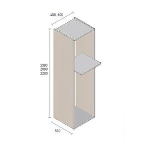 Casco columna KPROcomponentes