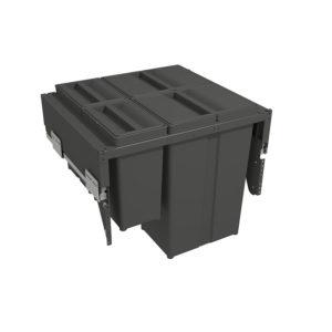Reciclaje puerta exterior 600 de KPROcomponentes