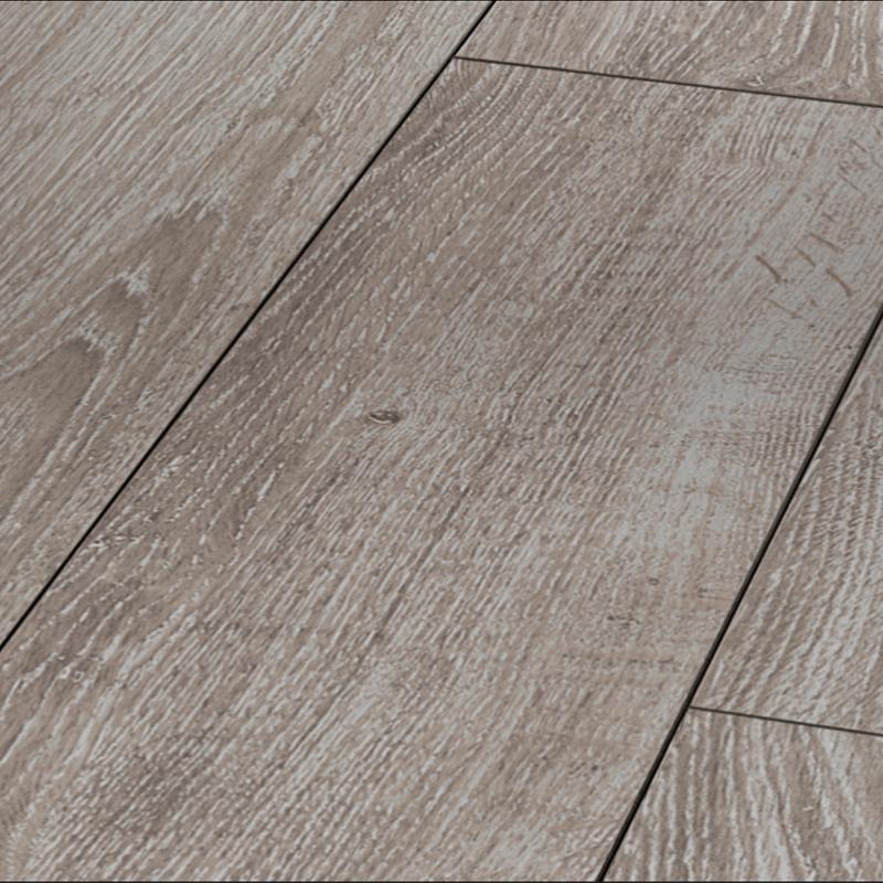Suelo laminado roble gris claro 1475597 kprocomponentes for Suelos laminados outlet