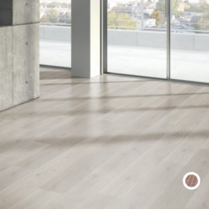 suelo laminado roble natural mix gris