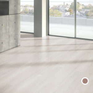 suelo laminado roble skyline blanco